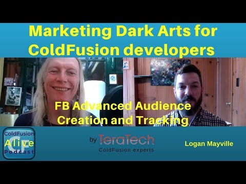 Marketing Dark Arts for ColdFusion developers (FB Advanced Audience Creation and Tracking)