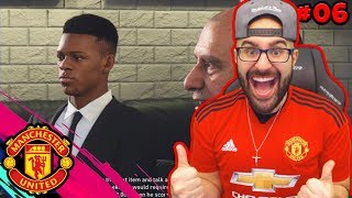 OMG $63,000,000 FOR A YOUNG SUPERSTAR! FIFA 19 Career Mode Manchester United #06