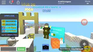 Some code on ROBLOX in SKYWARS