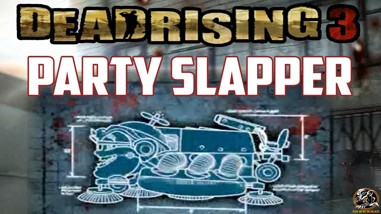 Dead rising 3 party slapper blueprint location combo vehicle dead rising 3 party slapper blueprint location combo vehicle guide malvernweather Choice Image