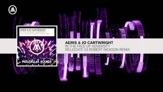 Aeris & Jo Cartwright - In The Face of Adversity (Re:Locate vs Robert Nickson Remix) + Lyrics