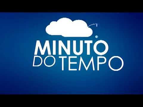 Previsão do Tempo 13/04/2018 - Pancadas...