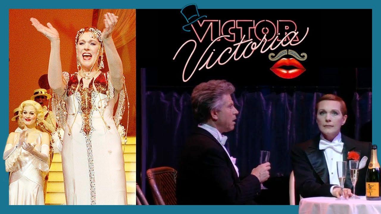 Download Victor/Victoria Broadway Musical (1995) - Julie Andrews, Tony Roberts