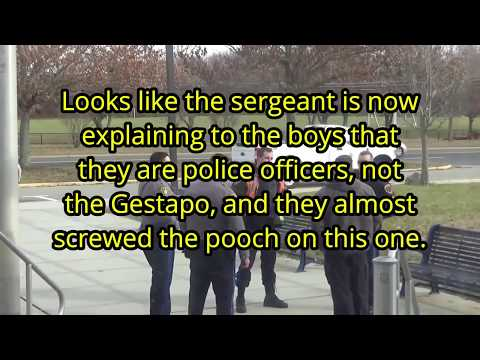 Mirrored - Toms River Police Bully