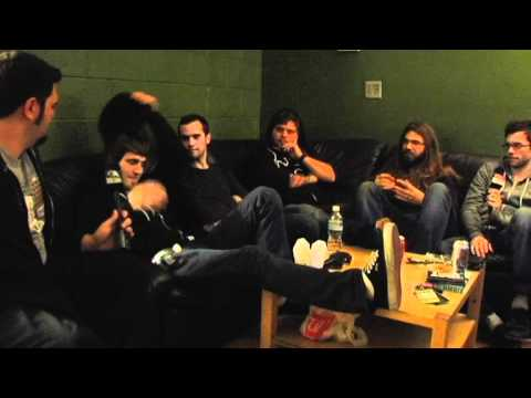 BETWEEN THE BURIED AND ME Interview on Metal Injection Spring 2010
