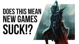 Why are old games SO POPULAR!?