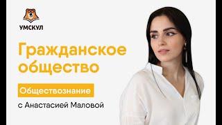 Гражданское общество и правовое государство   Обществознание ЕГЭ   Умскул