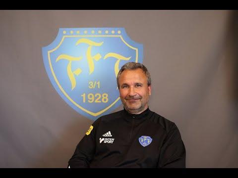 Ledarstaben i Falkenbergs FF - del 1: Björn Nordberg