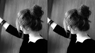 How to: 3 summer bun hairstyle