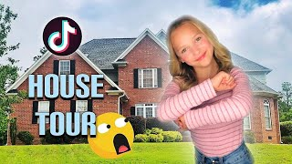 Lilly K House Tour with a TikTok Challenge! *Super FUN!*