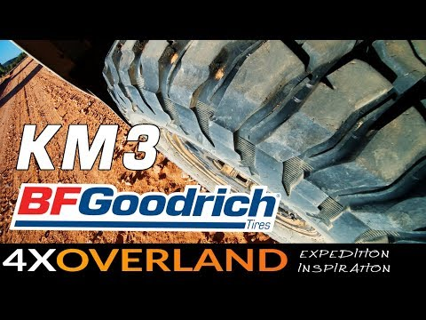 BFG KM3 MUD TIRE - REVIEW