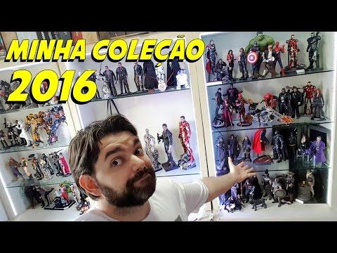 Minha Coleção de Action figures Hot Toys, Bandai e Outros - Dez 2016  / DiegoHDM