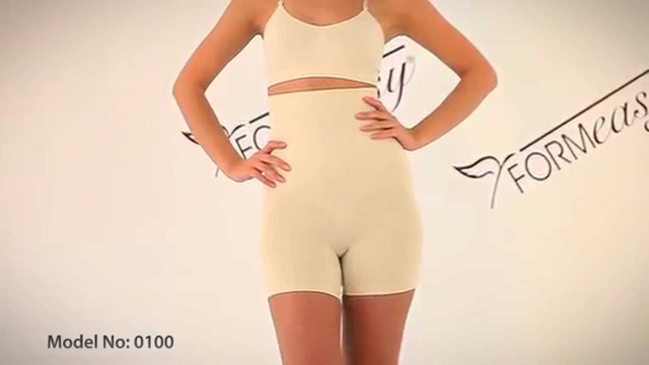 fff0d3ff82 FORMEASY® Shapewear - FE100 - magically reduces your measurements ...