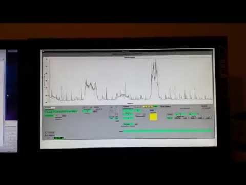 XPSA spectrum analyzer with GPU FFT enhancement by Mac Cody
