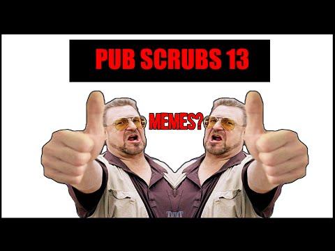 Pub Scrubs 13