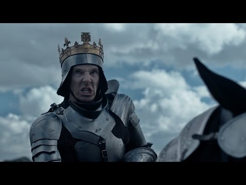 Richard III and Richmond rally their troops for battle - The Hollow Crown: Episode 3 - BBC Two