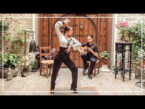 Baile Flamenco - Soleá por Buleria - Casa de la Memoria, Sevilla