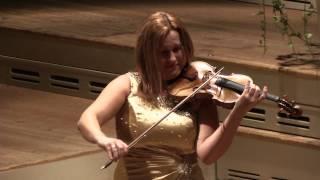 Martha Argerich, Klavier & Maria Solozobova, Violine