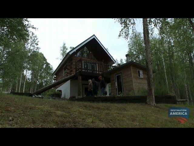 The Airstrip House | Buying Alaska