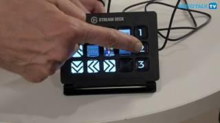 DAW Fernsteuerung mit Elgato Stream Deck u.a. für Apple Logic Pro X