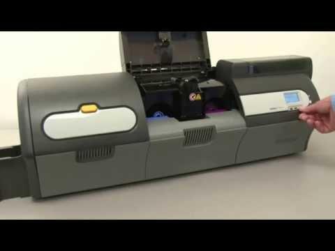 Clean Laminator Card Path on the Zebra ZXP Series Printer