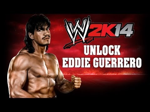 2K14 - How to easily unlock Eddie Guerrero