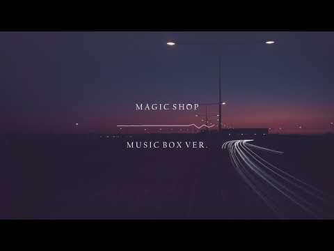 "BTS (방탄소년단) ""Magic Shop"" - Music Box Edition"