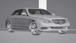 Mercedes Benz Commercial // UTS Cinematography for Animation
