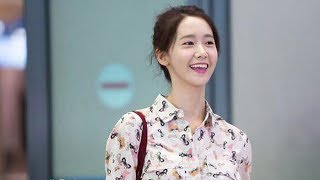 Yoona Best cute moment @ Incheon airport So Lovely  Really