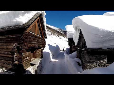 Bosco Gurin 07 03 2014 Schnee ca. 2.5m  Vol. 1   (Vol. 1-4)