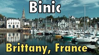Brittany RV Tour : Binic and Heading South