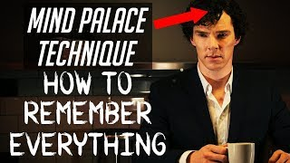 SECRETS OF THE MEMORY MASTERS | How to improve your memory using the method of loci