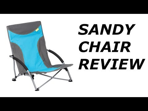 Abbey Camp Strandstoel.Kampa Sandy Beach Chair Youtube