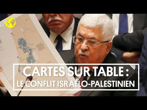 Cartes Sur Table | Tout Comprendre Au Conflit Israélo-palestinien
