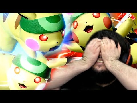 World Of Light: GIANT PIKACHU NIGHTMARE thumbnail