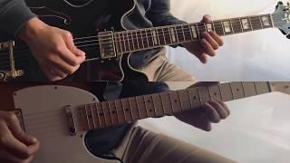 boy pablo - tkm (guitar cover) ♪