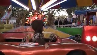 Riding in a Corvette