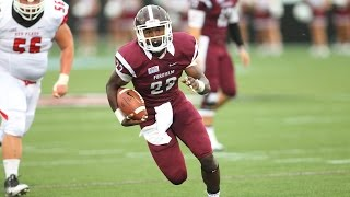 Fordham's Chase Edmonds is chasing big dreams