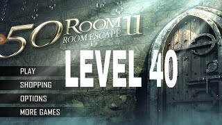 Can You Escape The 100 room 11 level 40 Walkthrough