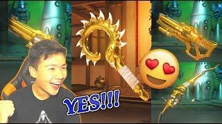 MY FIRST GOLDEN GUN!? | Overwatch