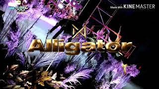 몬스타엑스(MONSTA X)-Alligator 교차편집(Stage Mix)(재업로드)