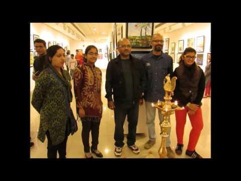 'PRAMPARA' - an exclusive exhibition of paintings by Rangan Art School