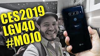 CES 2019 ReCap: Vlogging for a Week on the LG V40