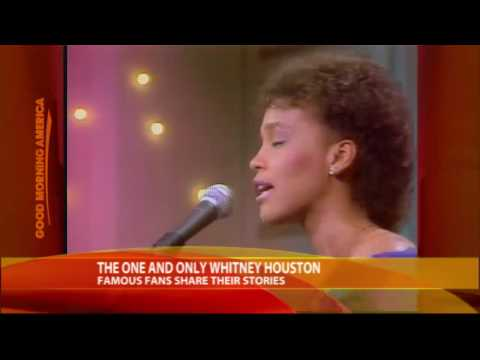 The One and Only Whitney Houston