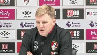 Howe 'thrilled' with resilient Bournemouth
