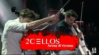 Скачать 2CELLOS Smooth Criminal Live At Arena Di Verona