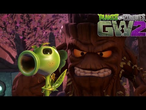 Plant VS Jombie Garden Warfare 2 Indonesia | #2 Ketemu Pohon Yang Besar & Kuat!! 😍