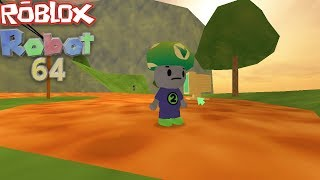 Roblox: Robot 64 - Full Gameplay - No Commentary