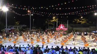 Heiva i Bora Bora 2015 : ANAU Grand Otea - Final (HD)