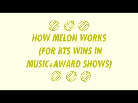 How to download, register and stream in MelOn (for BTS' Music Show wins)